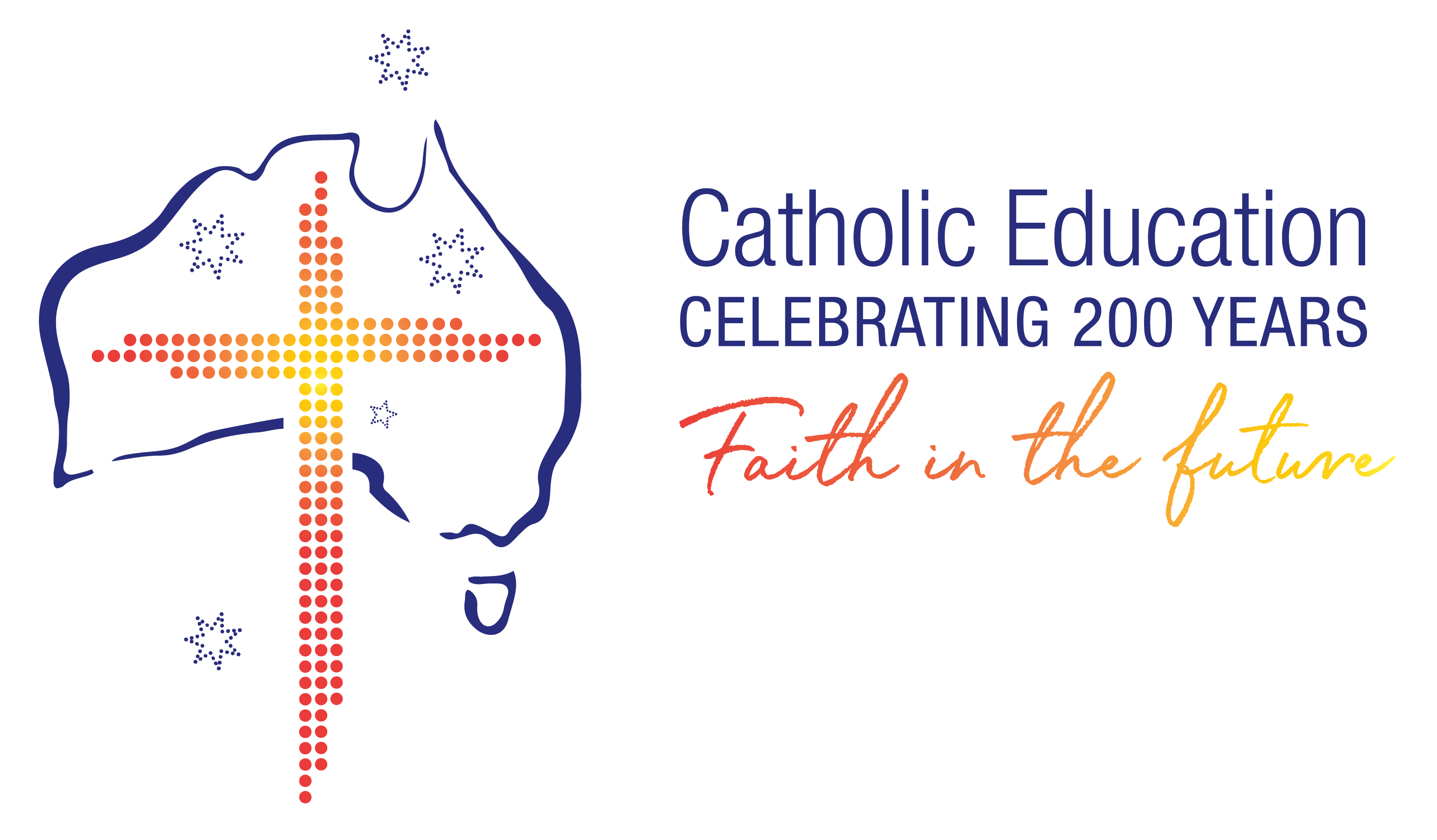 200 Years of Catholic Education logo