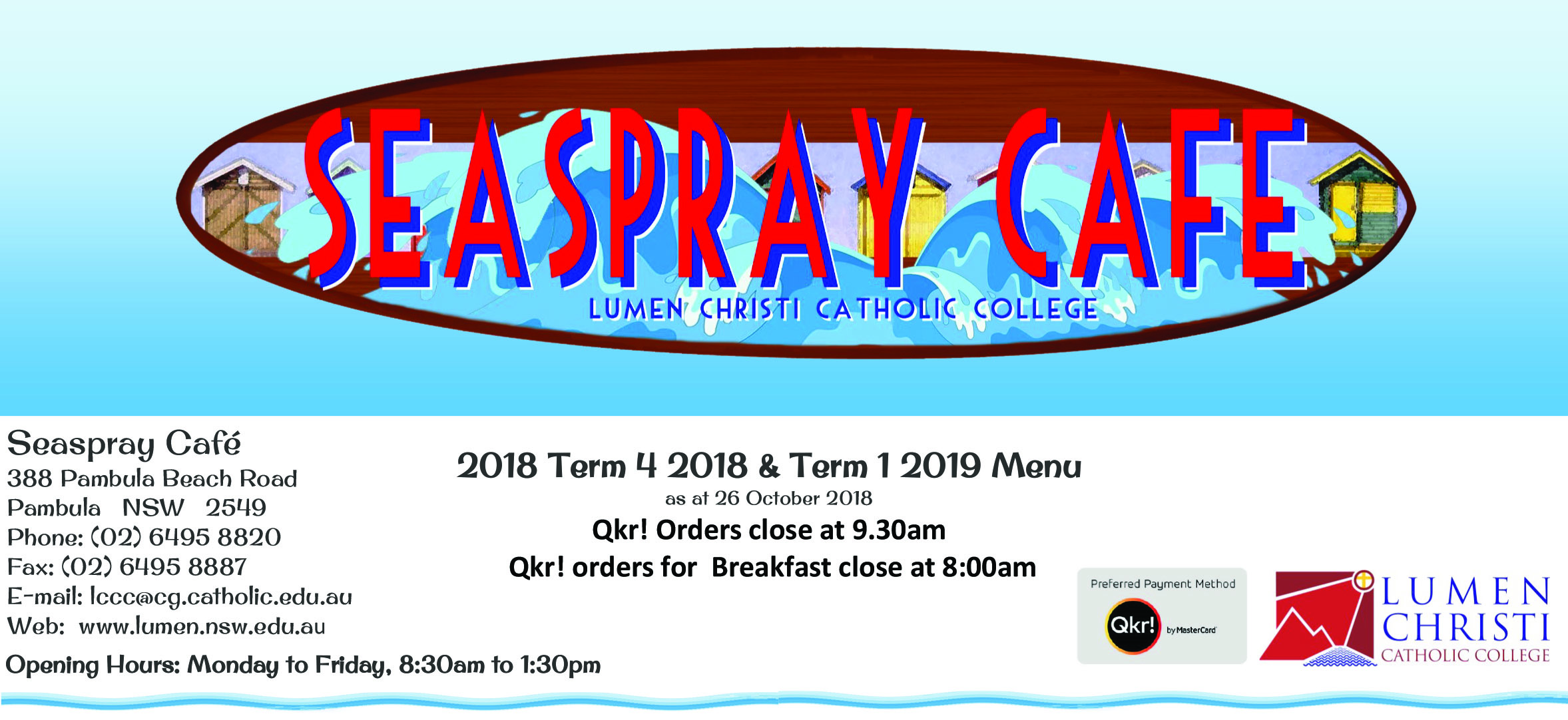 Seaspray Cafe