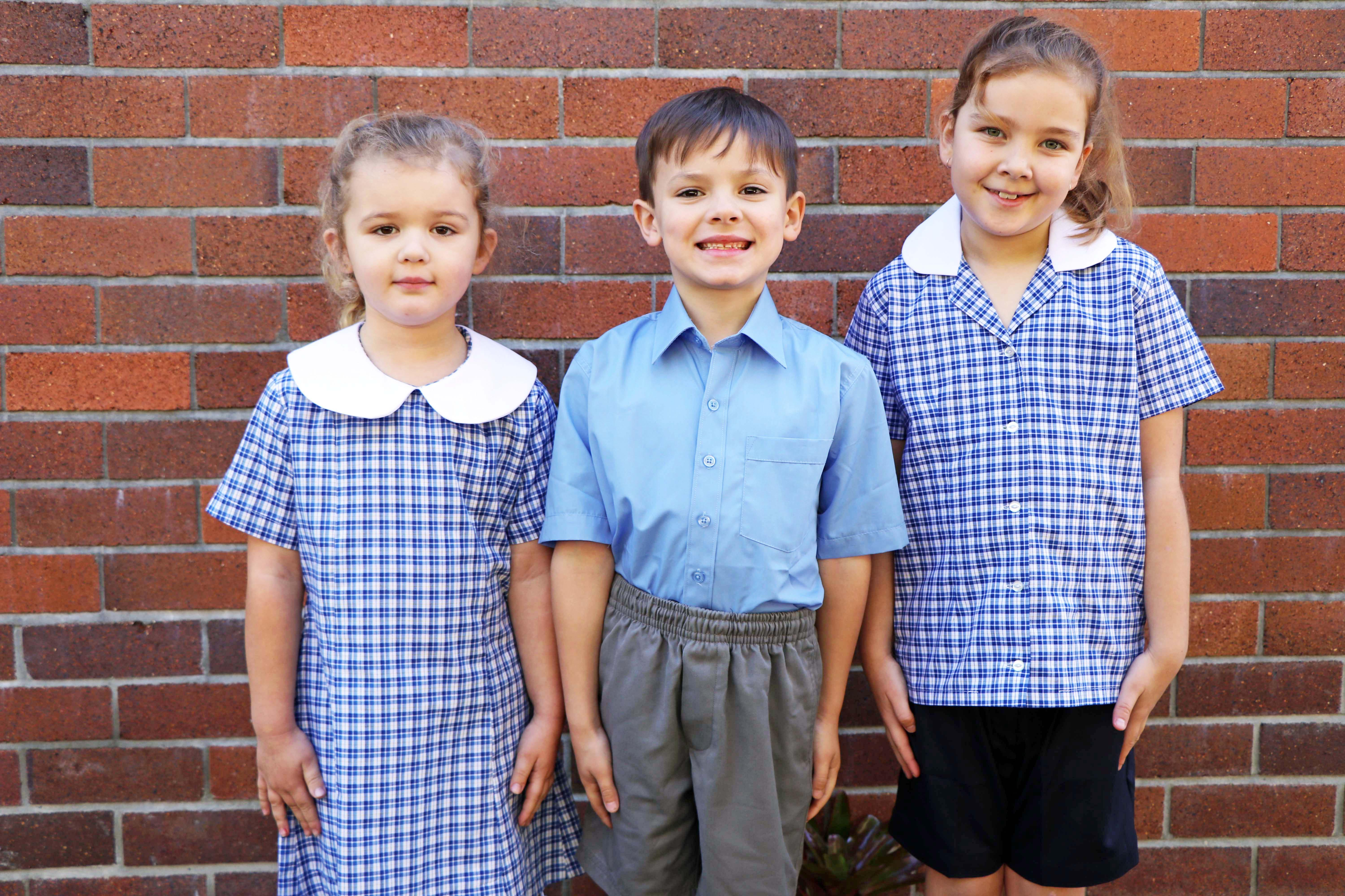 Students uniforms